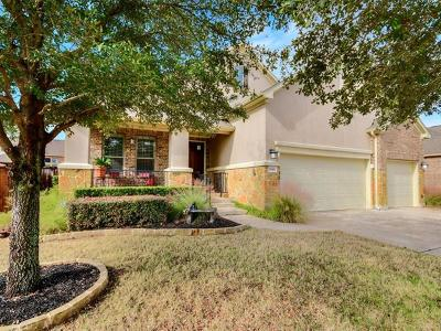 Leander Single Family Home For Sale: 2649 Outlook Ridge Loop