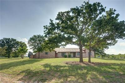 Bastrop County Single Family Home Pending - Taking Backups: 1157 Old Sayers Rd