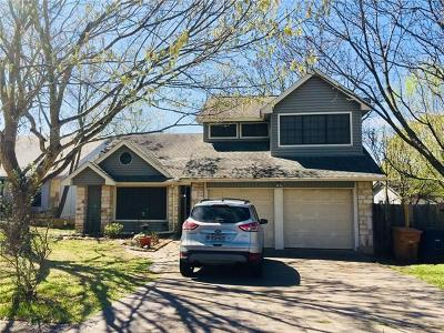 Single Family Home For Sale: 2617 Piping Rock Trl