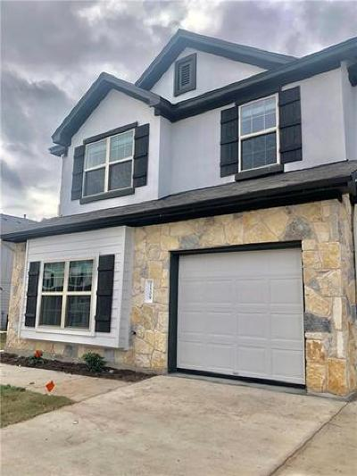 Hays County, Travis County, Williamson County Condo/Townhouse For Sale: 1509 Catalan Rd