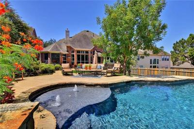 Hays County, Travis County, Williamson County Single Family Home Pending - Taking Backups: 8708 Samuel Bishop Dr