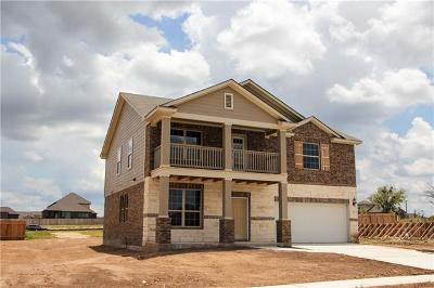 Pflugerville Single Family Home For Sale: 729 Coltrane Dr