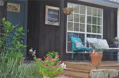 Single Family Home For Sale: 137 Comanche Trl