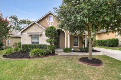 Bunton Creek, Bunton Creek Ph 4 Single Family Home For Sale: 1049 Twin Estates Dr
