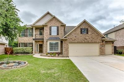Cedar Park Single Family Home For Sale: 104 Buckshot Way