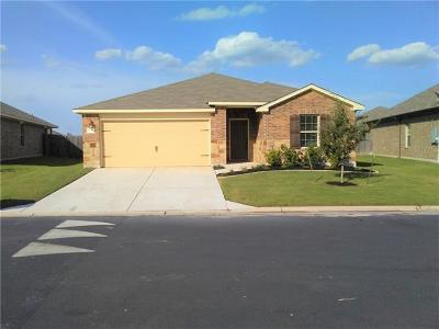 Pflugerville Single Family Home For Sale: 16724 Ruggio Road