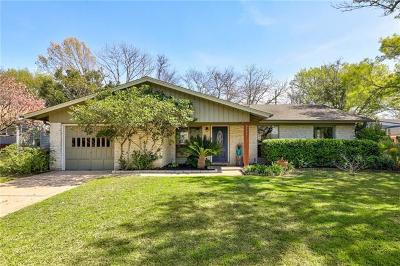 Austin Single Family Home For Sale: 8109 Parkdale Dr