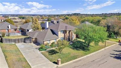 Harker Heights Single Family Home For Sale: 513 Lobo Trl
