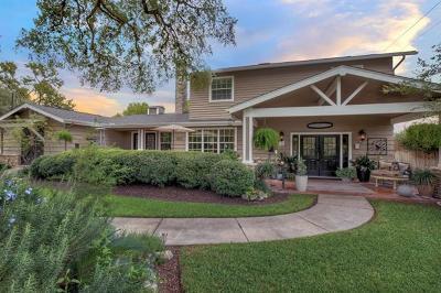 New Braunfels Single Family Home For Sale: 1493 Sleepy Hollow Ln