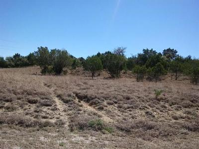 Lampasas Residential Lots & Land For Sale: 2309 County Road 1020