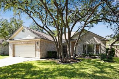 Cedar Park Single Family Home Pending - Taking Backups: 211 N Mount Rushmore Dr
