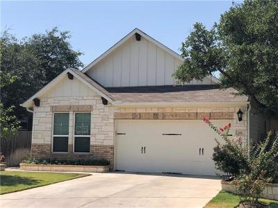 Round Rock Condo/Townhouse For Sale: 3451 Mayfield Ranch Blvd #201