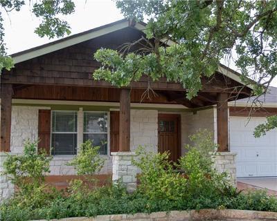 Cedar Creek Single Family Home For Sale: 222 Murchison Dr