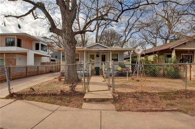 Travis County Single Family Home For Sale: 1405 Holly St