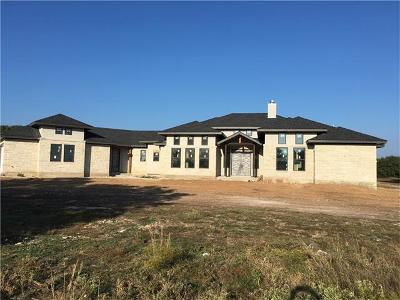 Liberty Hill Single Family Home For Sale: 108 Oak Hill Dr