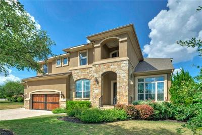 Single Family Home For Sale: 17524 Wildrye Dr