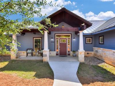 Austin Single Family Home Active Contingent: 13326 Trautwein Rd