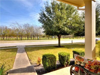 Pflugerville Condo/Townhouse For Sale: 14508 Harris Ridge Blvd #A
