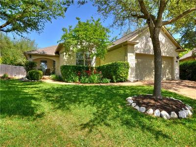 Austin Single Family Home For Sale: 12804 Texas Sage Ct