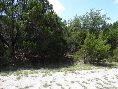 Travis County Residential Lots & Land For Sale: 21405 Warrior Trl