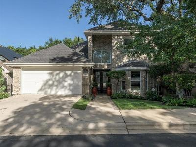Austin Single Family Home For Sale: 7913 Comfort Cv