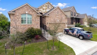 Austin Single Family Home Active Contingent: 388 Stone View Trl #27