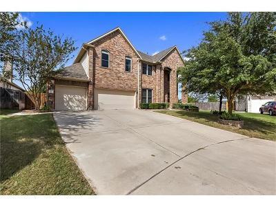 Pflugerville Single Family Home For Sale: 2812 Summit Heights Ct