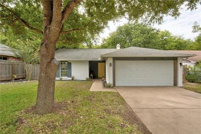 Austin Single Family Home For Sale: 7003 Windrift Way