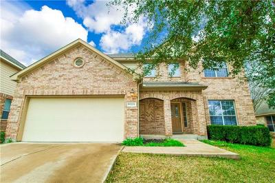 Cedar Park Single Family Home For Sale: 1604 Avondale Dr