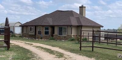 Refugio County, Goliad County, Karnes County, Wilson County, Lavaca County, Colorado County, Jackson County, Calhoun County, Matagorda County Single Family Home For Sale: 401 Clover Ln
