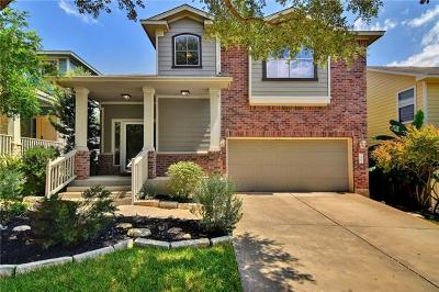 Hays County, Travis County, Williamson County Single Family Home Pending - Taking Backups: 2402 Keepsake Dr