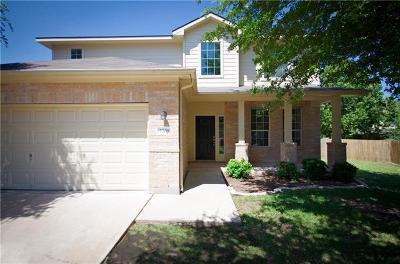 Cedar Park Single Family Home For Sale: 2208 Inks Cv