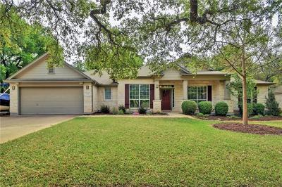 Cedar Park Single Family Home For Sale: 13113 Running Doe Ln