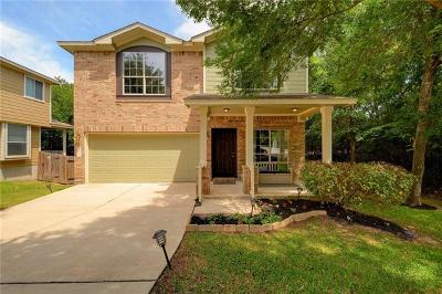Travis County Single Family Home Pending - Taking Backups: 8513 Brock Cir