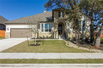 Georgetown Single Family Home For Sale: 257 Axis Loop