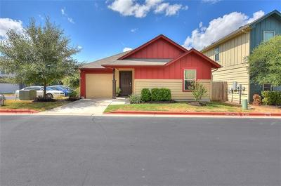 Austin Condo/Townhouse For Sale: 5812 Loblolly Ln #93