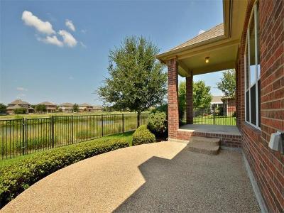 Round Rock Single Family Home Pending - Taking Backups: 756 Bent Wood Pl