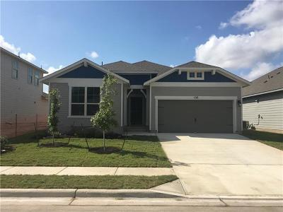 Leander Single Family Home For Sale: 156 Syrah Ct