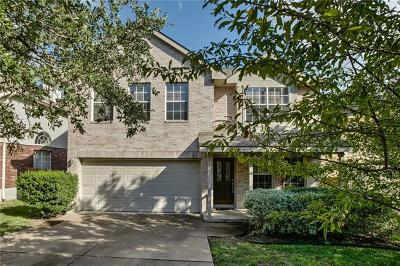 Travis County Single Family Home For Sale: 8109 Siringo Pass