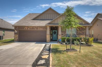 New Braunfels Single Family Home Pending - Taking Backups: 3578 High Cloud Dr