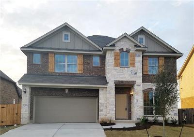 Pflugerville Single Family Home For Sale: 17325 Silent Harbor Loop