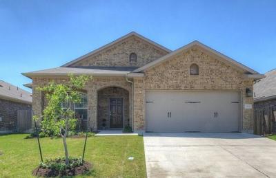 Buda Single Family Home For Sale: 435 Vista Gardens Dr