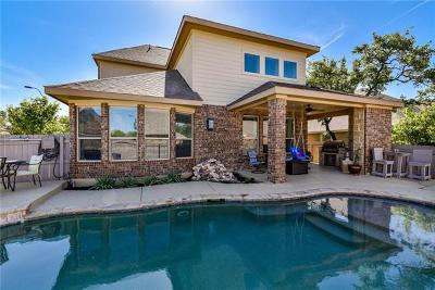 Williamson County Single Family Home For Sale: 100 Cibolo Ridge Dr