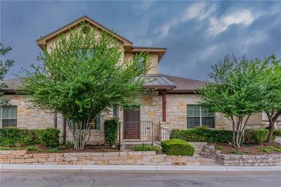 Austin Condo/Townhouse For Sale: 8701 Escarpment Blvd #12
