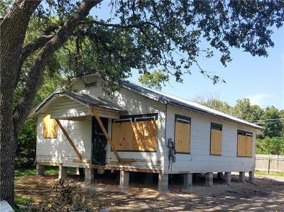 Single Family Home For Sale: 11508 Joy St