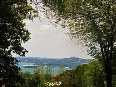 Lago Vista TX Residential Lots & Land For Sale: $120,000