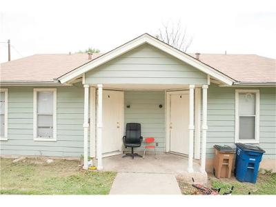 Austin Multi Family Home For Sale: 7107 Providence Ave