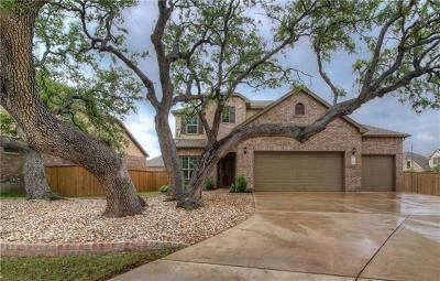 Austin Single Family Home For Sale: 15701 Jeffs Ln