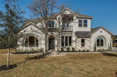 Dripping Springs Single Family Home For Sale: 338 Peakside Cir