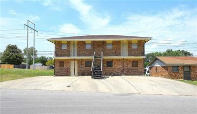 Coryell County Multi Family Home For Sale: 612 Sunset